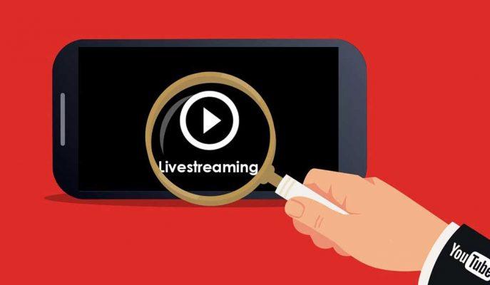 YouTube'a Mobil Uygulama Üzerinden Canlı Yayın İmkanı Geliyor!