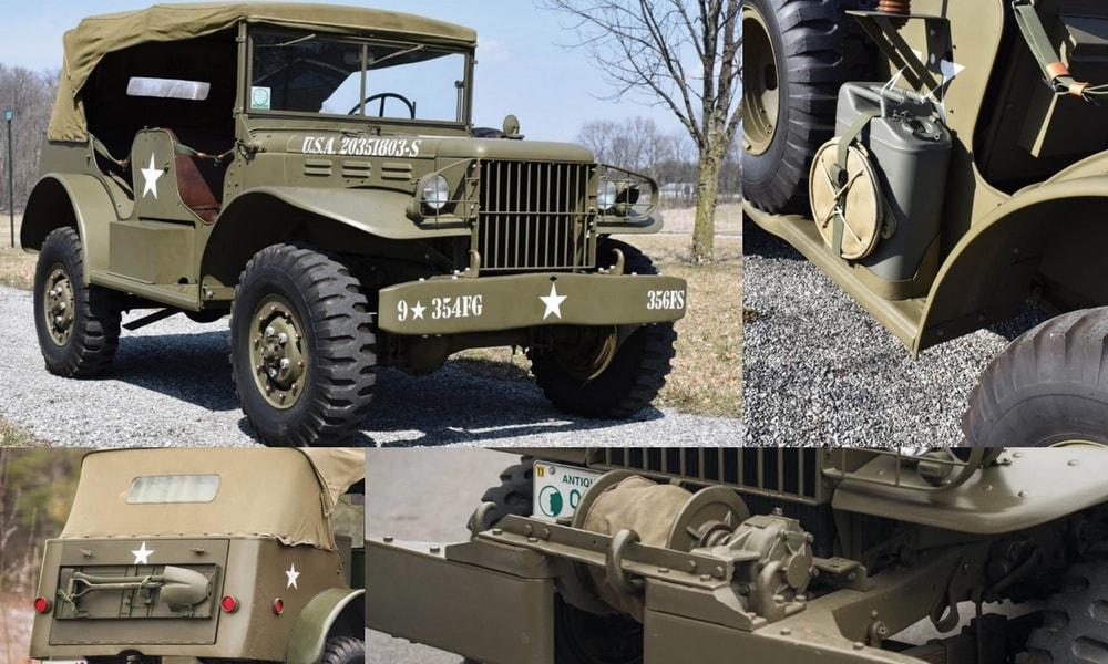 Dodge WC51 - Amerikan ordusu arazi aracı
