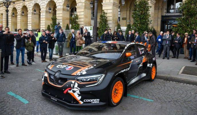 """2018 Renault Megane RX: """"Prodrive'ın 600 Beygirlik Ralli Aracı"""""""