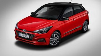2018 Yeni Hyundai i20'ye Güncellemeyle Gelen Yenilikler!