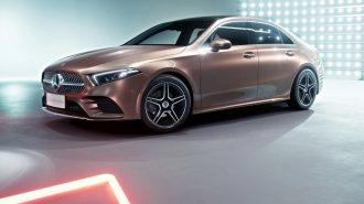 2018 Yeni Mercedes A – Serisi L Göz Alıcı Tasarımıyla Gösterildi!