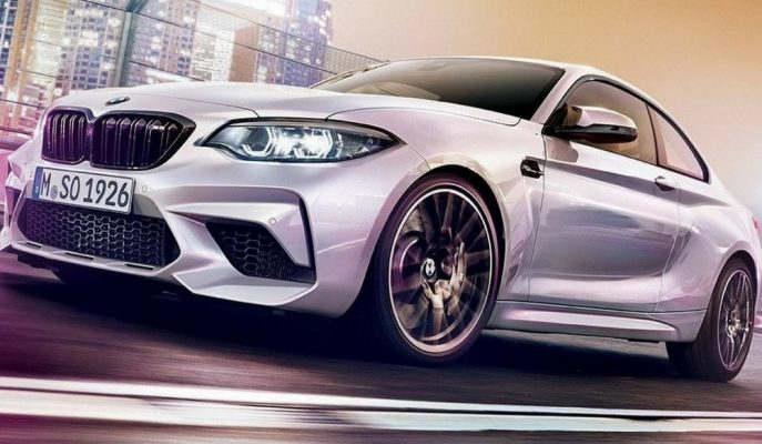 2019 BMW M2 Competition M4 Motorun 410 Hp Gücüyle Kalkış Yapacak!