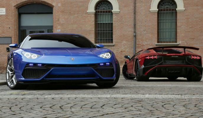 2019 Lamborghini Asterion 910 Hp'lik Motoruyla Hazırlanıyor!