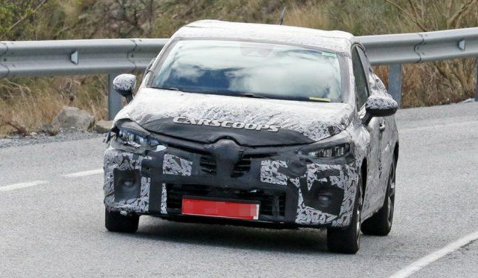 2019 Renault Clio'nun Mini Megane Olacağı Artık Belli!
