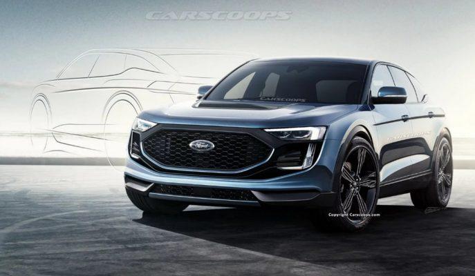 2020 Ford Mach 1 EV SUV ile Gelecekteki Araç Tasarımını Yansıtıyor!