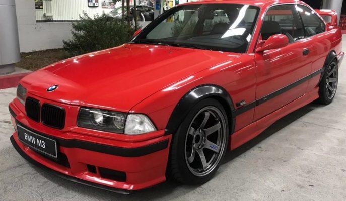 """ABD'ye Özel Sadece 236 Adet Yapılan Dinan Tuning Çıkışlı """"BMW M3"""" Satılıyor"""