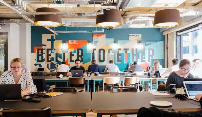ABD'li Startup Şirketi WeWork Çinli Rakibi Naked Hub'ı Satın Aldı!