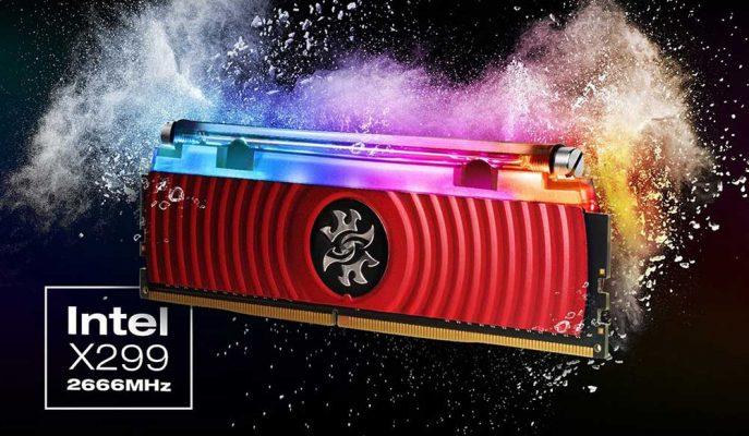 Adata'dan Bilgisayarınızı Uçuracak Sıvı Soğutmalı DDR4 Bellek!