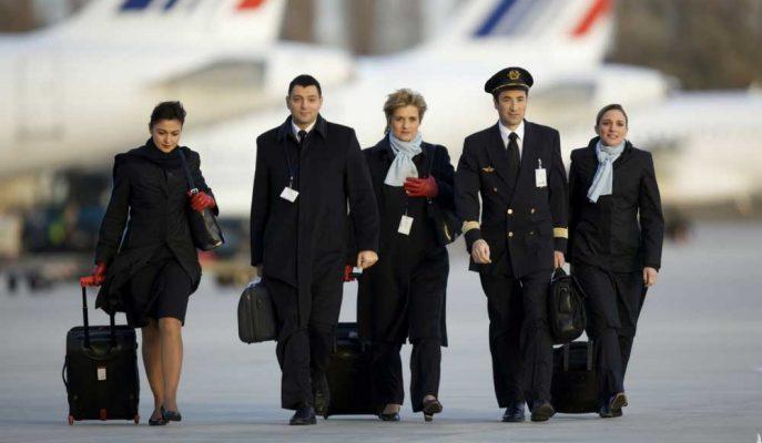 Air France Çalışanlarının Grevi Şirkete Bir Günde 25 Milyon Euro Zarar Ettiriyor!