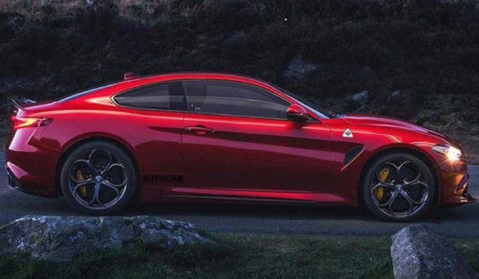 """Alfa Romeo'nun En Güçlüler Listesine Adayı """"Giulia Coupe"""""""