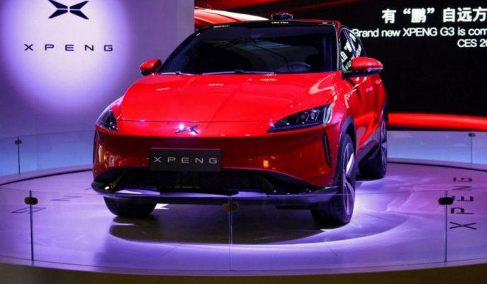 Alibaba Desteğini Alan Xpeng Motors G3 Crossover'ını Nisan Sonunda Satışa Sunuyor!