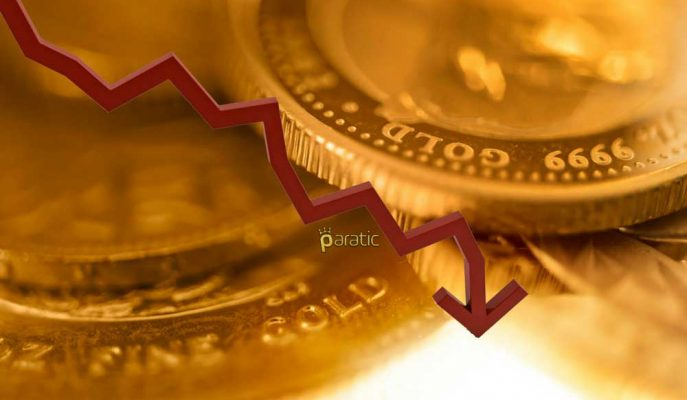 Altın Piyasasında Kayıplar Artmaya Devam Ediyor