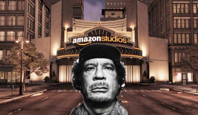 Amazon Muammer Kaddafi'nin Hayatını Konu Alan Bir Dizi Yapıyor!