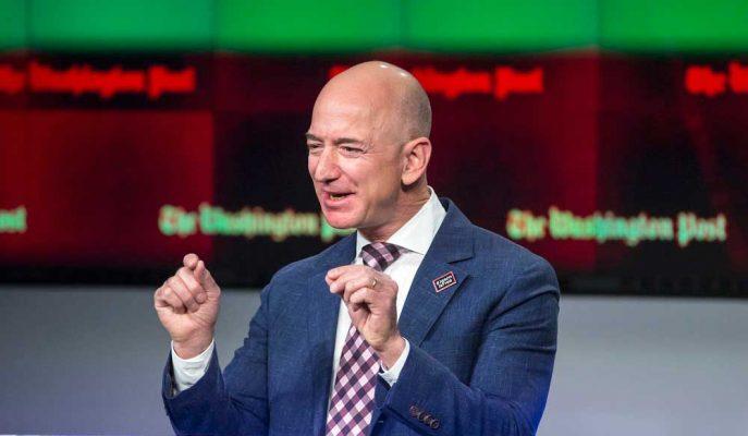 Amazon'un İlk Çeyrek Sonuçları Bezos'a Bir Günde 12 Milyar Dolar Kazandırdı!