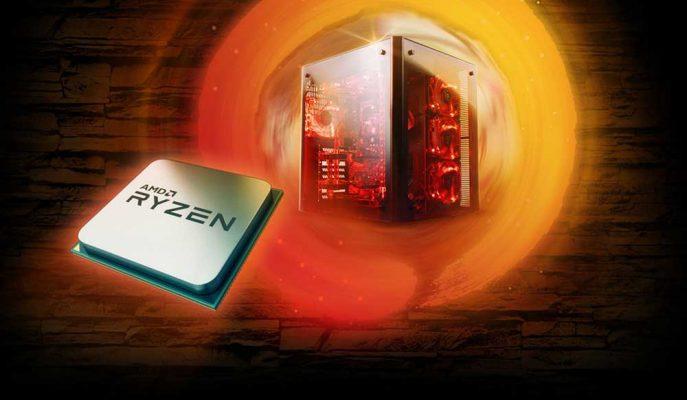 AMD'nin Ryzen 2 İşlemcileri Overclock ile Sınırları Zorluyor!