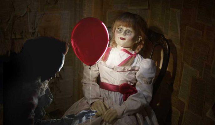 """Annabelle 3, Unutulmaz Korku Filmi """"O""""nun Senaristinin Yönetmenliğiyle Geliyor!"""