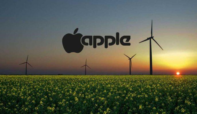 Apple Dünya Çapındaki Tüm Tesislerinde % 100 Yenilenebilir Enerjiye Geçti!