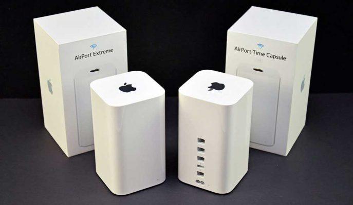 Apple Üretimi Kablosuz Ağ Donanımları Tarih Oluyor!