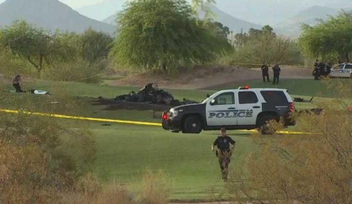 Arizona'da Düşen Uçakta Hayatını Kaybedenlerin Kimliklerini Sosyal Medya Paylaşımları Belirledi!