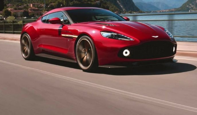 "Aston Martin'in Özel Serisi ""Vanquish Zagato""ya 1 Milyon Dolar İsteniyor!"