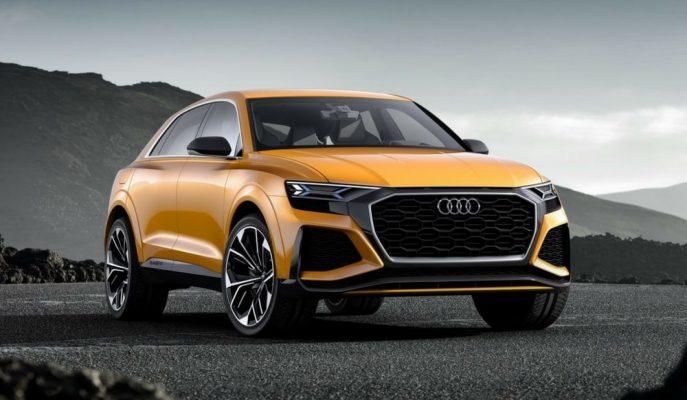 Audi'nin Elektrikli Modellerine RS Versiyon Kararı!