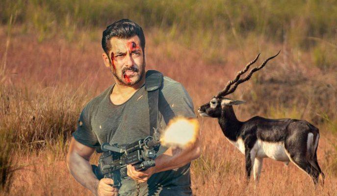 Bollywood Yıldızı Salman Khan'a Kaçak Avcılıktan 5 Yıl Hapis Cezası Verildi!