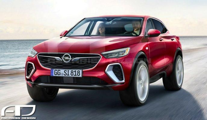 Buick Enspire Opel'in Gelecekteki Amiral SUV'u mu Olacak?
