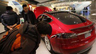 Çinli Elektrikli Otomobil Üreticileri Tesla Gibi Rakipleri Memnuniyetle Karşılıyor!
