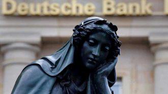 Gelirlerinde Aşırı Düşüş Yaşayan Deutsche Bank Personel Azaltmaya Yöneliyor!