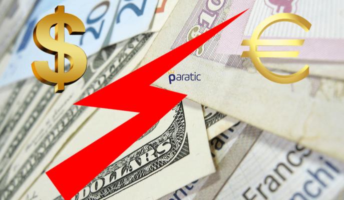 Döviz Kurlarında Çifte Rekor! Dolar 4,07 Olurken Euro 5 Lirayı Geçti