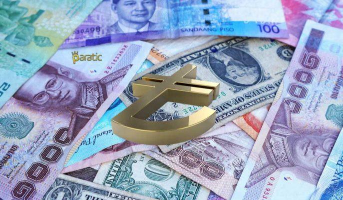 Dolar 4,1 Lira Sınırında İşlem Görüyor! Euro, Frank ve Ruble Düşüyor!