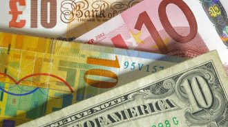 Erken Seçim Kararıyla Düşüşe Geçen Dolar ve Euro Güne Yükselişle Başladı