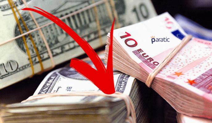 Güne Yatay Başlayan Dolar ve Euro İvme Kaybederek Eksiye Yöneldi