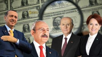 Dolarda Seçim İyimserliği Kısa Sürdü! Yeniden 4,05 Liranın Üzerinde