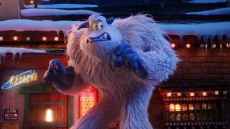 Bol Kahkahalı Animasyon Filmi Smallfoot'un İlk Uzun Fragmanı!
