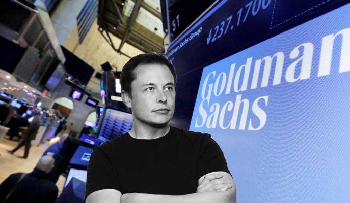 Tesla Hisselerinizi Satın Diyen Goldman Sachs'a Elon Musk'tan Cüretkar Cevap!