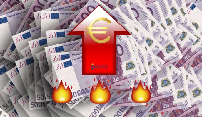 Euro 4,9853 ile Tüm Zamanların Rekorunu Kırdı!