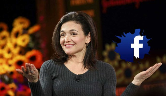 """Facebook COO Sheryl Sandberg: """"Bütün Sorumluluğu Alıyorum"""""""