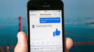 Facebook Messenger'a Gelecek Güncelleme ile Mesajlar Silinebilecek!