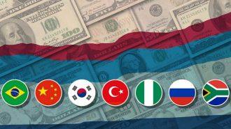 Gelişen Ülke Paraları ve Türk Lirası Yön Bulma Konusunda Zorlanıyor