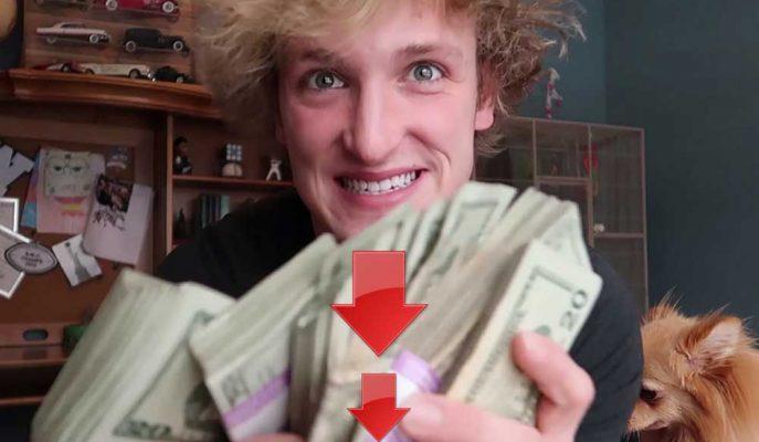 Hem Popülaritesini Hem de Parasını Kaybeden Milyoner Logan Paul'un Düşüşü!