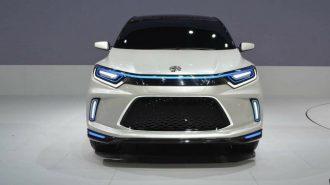 "Honda & GAC Ortaklığından Doğan Elektrikli Araç: ""Everus EV Concept"""