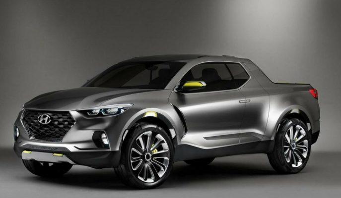 Hyundai'nin Üretilecek Denilen Santa Cruz Pick-up'ı Hakkında Şirket CEO'su Açıklama Yaptı!