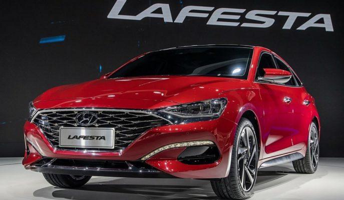 """Hyundai Yeni Tasarım Dilini Çin için Yapıtığı """"Lafesta""""da Tanıttı"""