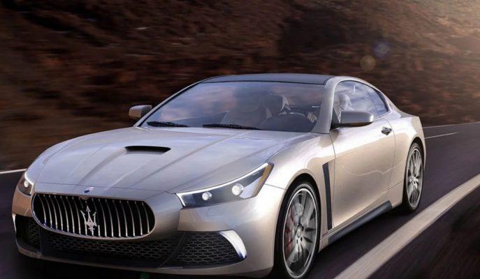 Igor Jankoviç 1960'ların Maserati Sebring'ini Günümüze Göre Tasarladı!