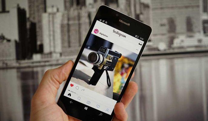 Instagram'dan Windows 10 Mobil Uygulamasına Büyük Darbe!