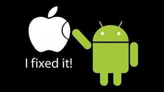 iOS Güncel Sürüm Kullanımında Android'in Çok Önünde!