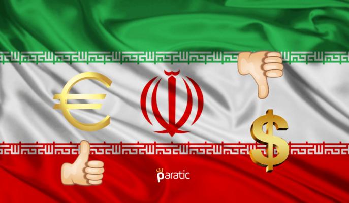 İran\'da Döviz İşlemlerinde Bundan Sonra Euro Kullanılacak