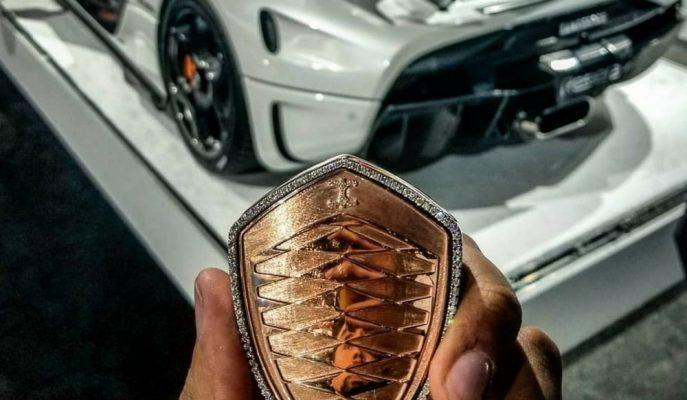 Koenigsegg Regera'nın Anahtarı Bile Servet Ediyor!