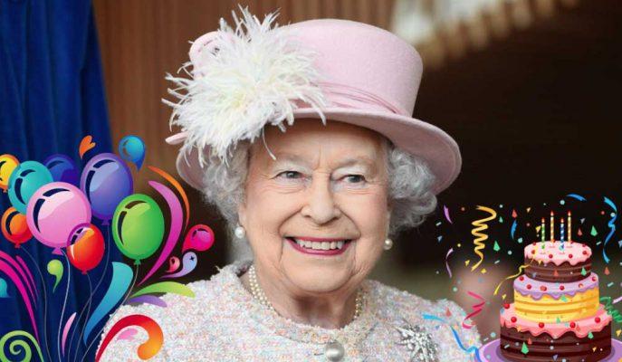 66 Yıldır Tahtta Oturan Kraliçe Elizabeth 92. Yaş Gününü Kutluyor!